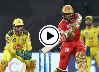 Highlights: Young Shahrukh Khan impresses with confident 47 in Punjab's dismal innings