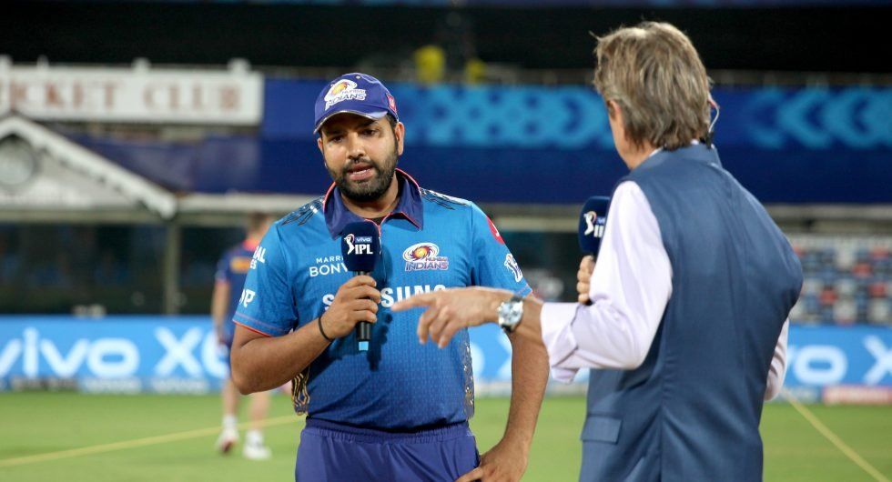 Rohit Sharma Fined For Slow Over-Rate Despite Not Taking The Field As Captain