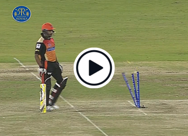 Watch: Three throws, one run out - the funniest dismissal in IPL history?
