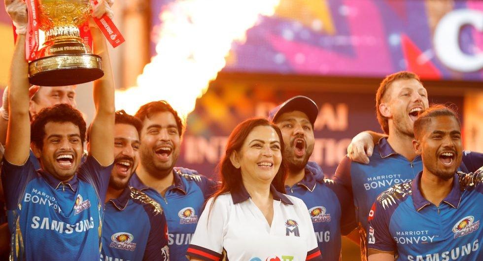 Mumbai IPL 2021 final