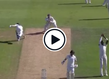 Watch: Jonny Bairstow's fake-fielding wicketkeeping trick
