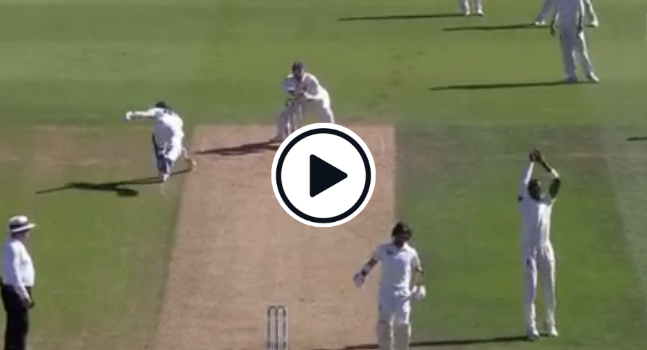 Bairstow deceiving Smith in Ashes 2019