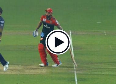 Watch: Virat Kohli teases Sunil Narine after Mankad attempt