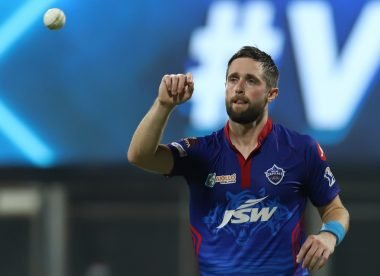 For people to talk up Chris Woakes, the T20 cricketer, he might have to talk up himself first