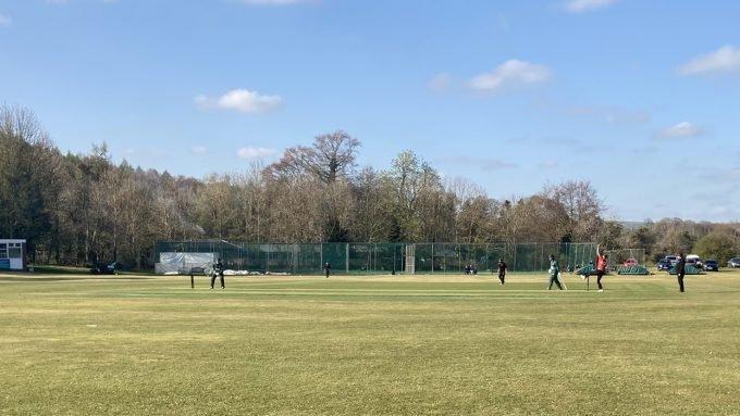 Mark Wood bats three, bowls fifth-change in club cricket return