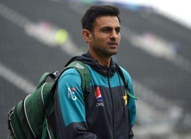 Shoaib Malik slams 'unacquainted decision makers' after shock Pakistan loss