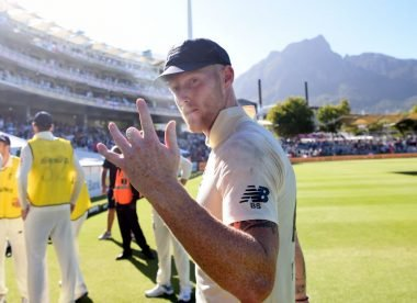 Ben Stokes: Wisden's Leading Cricketer in the World in 2020