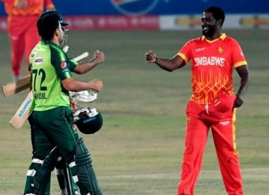 Zimbabwe v Pakistan 2021: Where to watch – TV & live streaming details