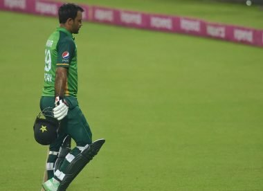 Was Fakhar Zaman's knock the greatest ODI innings in a losing cause?