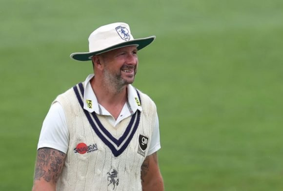 Darren Stevens named among Wisden Five Cricketers of the Year in 2021