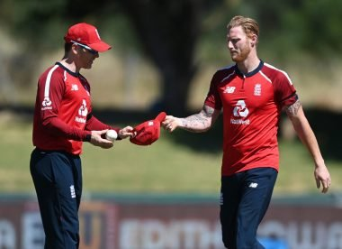 Morgan: Ben Stokes not a top-order option for England in T20Is