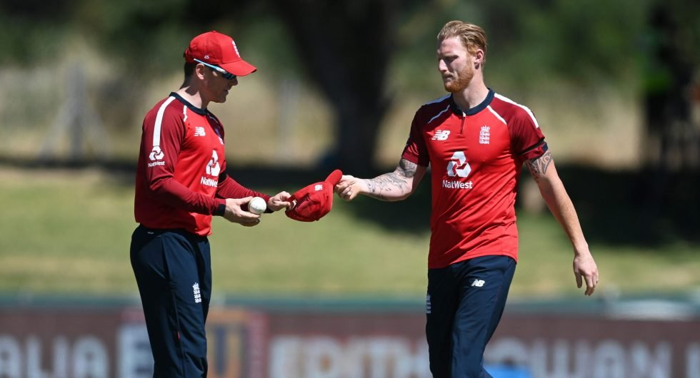Morgan: Ben Stokes Not A Top Order Option For England In T20Is