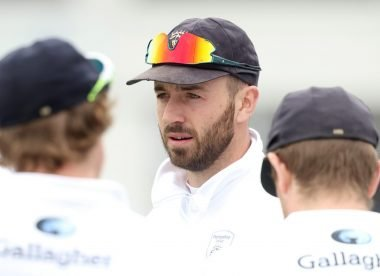 'We're talking split seconds' - James Vince backs under-fire McManus over stumping controversy