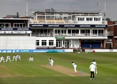 Leicestershire appeal to match referee after 'shocking' stumping incident in Hampshire clash