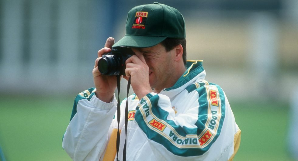 Steve Waugh (Yes, That One) Wins Wisden Photograph Of The Year Competition For 2020