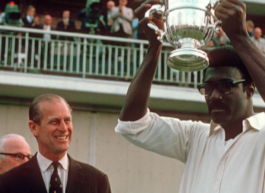 Prince Philip: 'I enjoy everything about cricket'