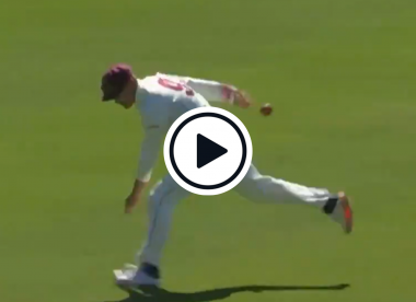 Watch: Controversial Marnus Labuschagne grab sparks debate over fair catch law