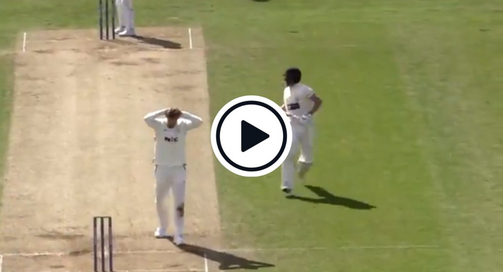 Watch: Billy Root Brings Up First Hundred Of Season Off Grimacing Brother Joe