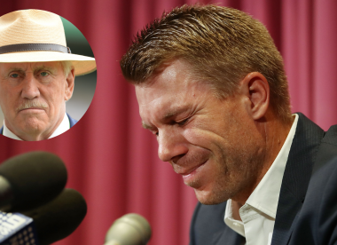 Warner copped harsher ball-tampering ban because he led player's contract dispute, suggests Ian Chappell