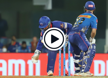 Watch: 'What have we missed here?' - The Ishan Kishan bowled dismissal that almost went unnoticed