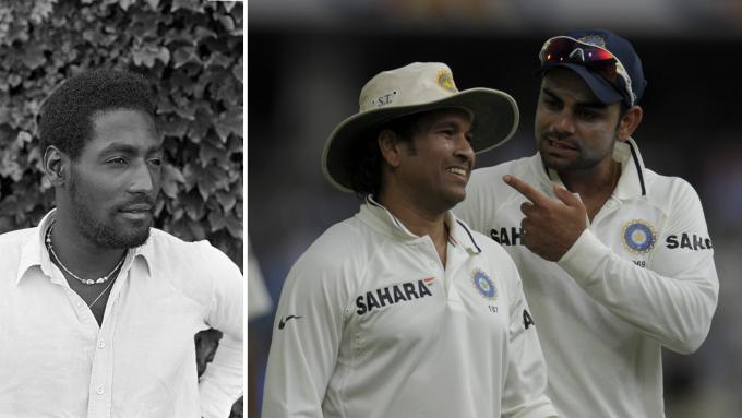 Birthday message makes fans wonder if Kohli rates Viv over Sachin