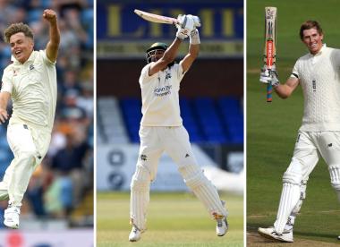Wisden's England under-24 Test XI