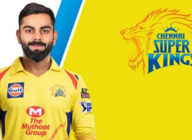 'Closest they'll get to an IPL title' - Twitter glitch turns RCB emoji into CSK jersey