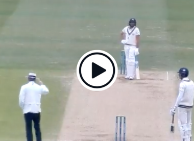 Watch: 'How has that been given out?' – Lancs claim controversial dismissal