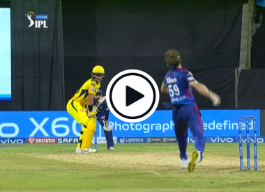 Watch: Sam Curran smashes back-to-back sixes off older brother Tom