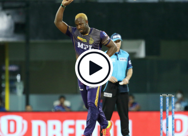 Watch: Andre Russell runs through Mumbai with two-over five-for