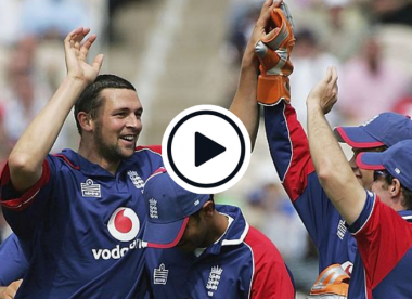 Watch: When Andrew Strauss' fielding change proved Ian Botham wrong on air