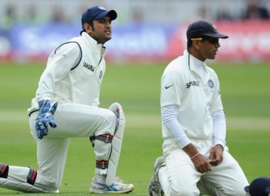 Quiz! Every India cricketer to play under Rahul Dravid