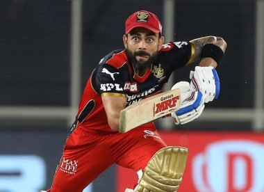 """Kohli names Jamieson as """"very shy"""" days after latter refused to bowl to him with Dukes balls"""
