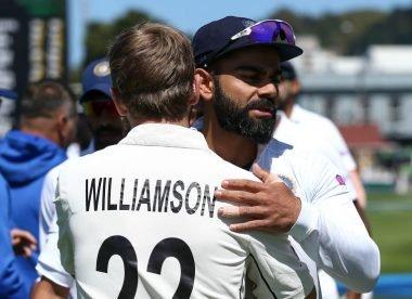 Wisden's India-New Zealand combined Test XI