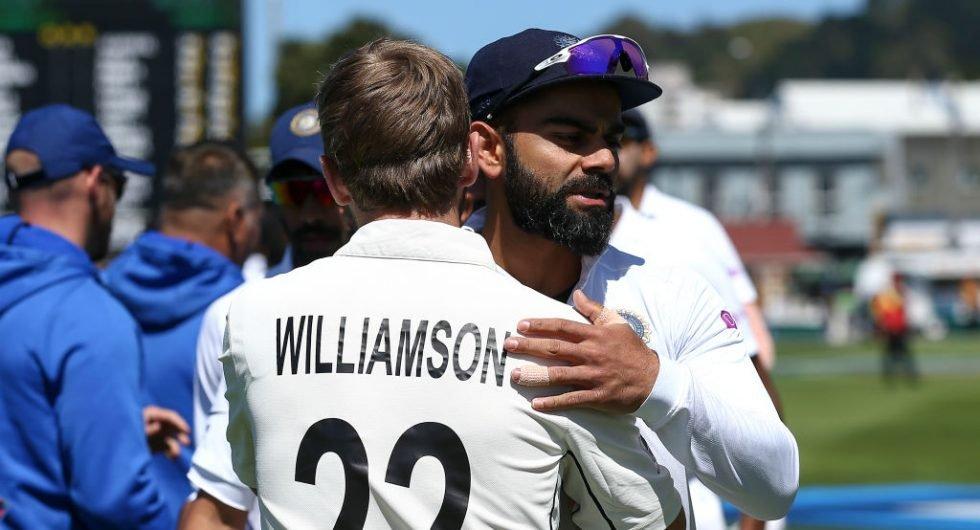 India New Zealand combined XI