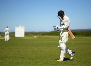 'Do you say thanks?' – What it's like to bowl a team out for six