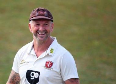 Darren Stevens, the oldest Wisden Cricketer of the Year in 88 years