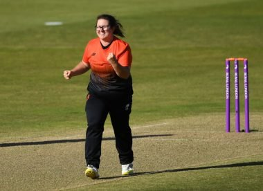 Meet Charlotte Taylor, the off-spinner with a twist