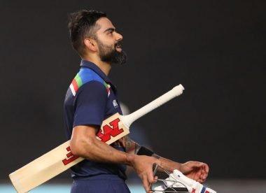 Will Virat Kohli's move to T20I opener stick?