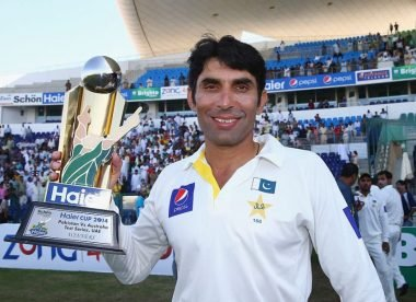 Quiz! Name every Pakistan player to debut under Misbah-ul-Haq's Test captaincy