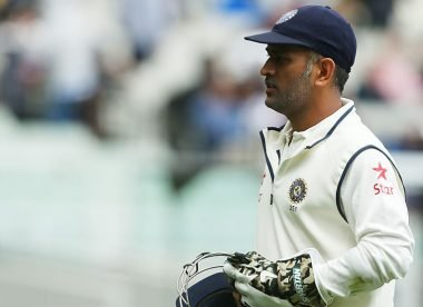 Quiz! Name all Indians who made their Test debut under MS Dhoni