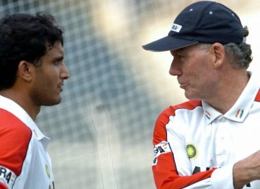 'Sourav didn't particularly like working hard' – Greg Chappell revisits Ganguly controversy