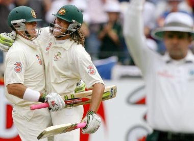 Six briefly successful Test pairs that did not bat enough together