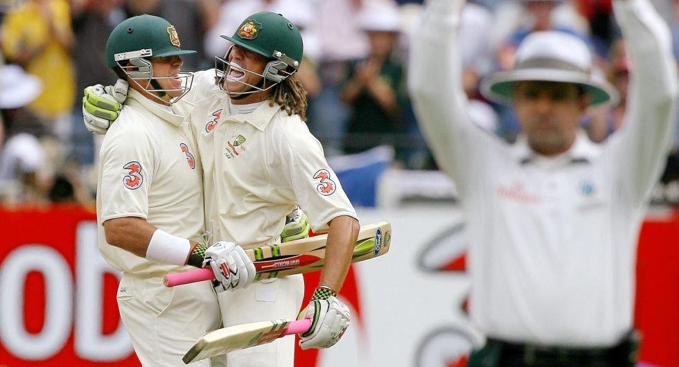 Test batting pair
