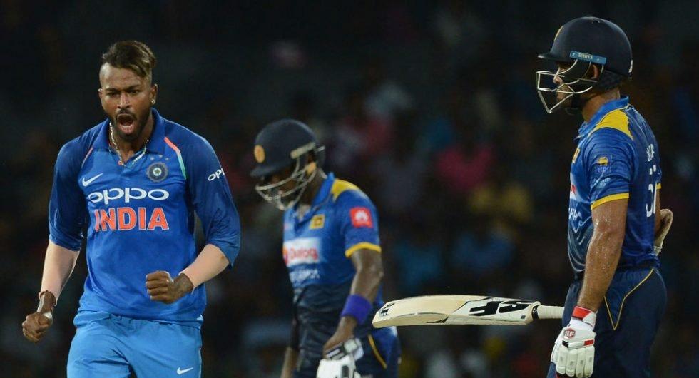 Sri Lanka India schedule