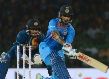 What would be India's second-string T20I XI for the Sri Lanka series?