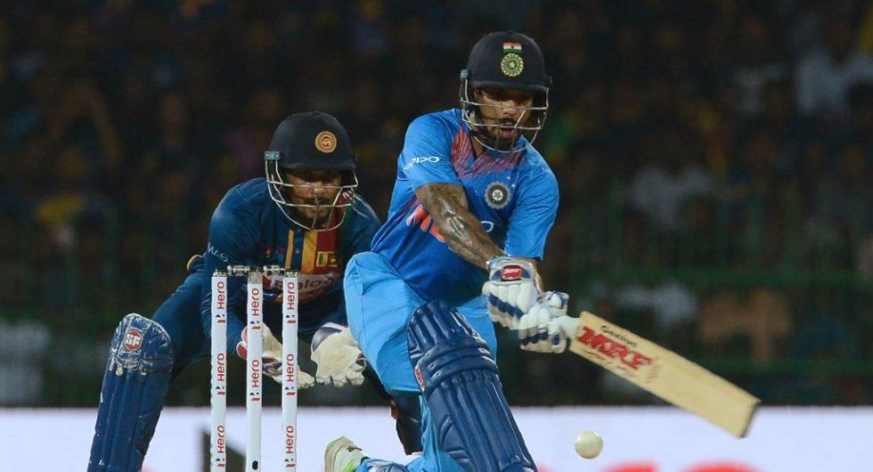India T20I Sri Lanka