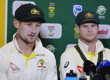What the Sandpapergate trio were actually banned for, beyond ball-tampering, and why that matters