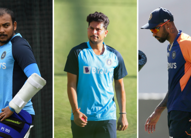 Seven players unlucky to miss out on selection for the India Test squad to tour England