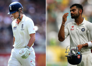 Great batsmen who went through bad patches in their Test career
